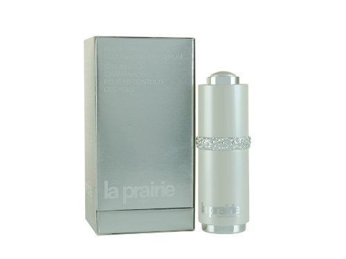 La Prairie White Caviar Illuminating Eye Serum, 0.5 Fluid Ounce by La Prairie