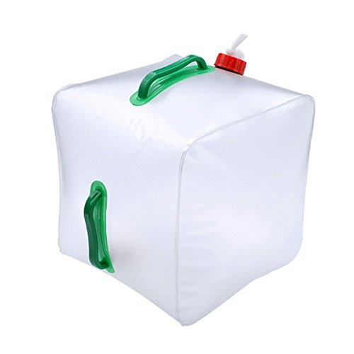 5 gallon cube spigot - 8