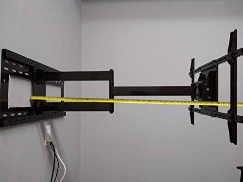 "36"" Long Extension Smooth Articulating Arm Mount for Samsung LG Sony LED TV 32"" to 65"""