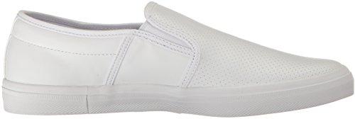 Lacoste Heren Gazon Fashion Sneaker Wit