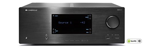 120 Audio (CXR120 120W AV Receiver (Black))