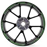 SpecialGP color-matched adhesive rim-striping wheel