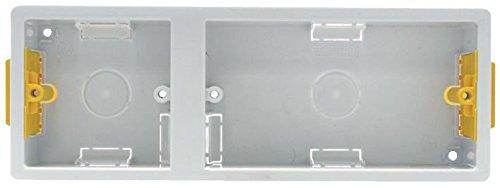 APPLEBY - 3 Gang (2+1) Dry Lining Box, 35mm