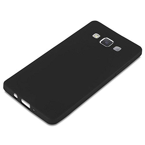 Cadorabo - Cubierta protectora Samsung Galaxy A5 (5) (Modelo 2015) de silicona TPU en diseño Candy