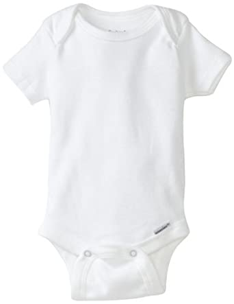 Amazon Com Gerber 4 Pack Organic Bodysuits Brand Infant