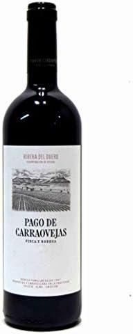 Pago de Carraovejas Vino Pago de Carraovejas Crianza - 750 ml: Amazon.es: Alimentación y bebidas