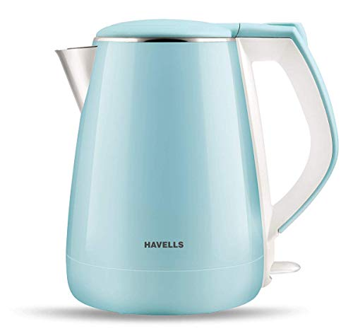 Havells Kettle Aqua DX 1.2 LTR Blue 1500W