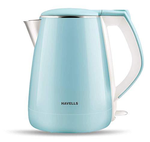 Best Havells Kettle Aqua DX Blue Automatic