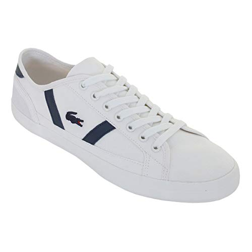 Wht nvy 1 119 Zapatillas Para Cma off Hombre Wn1 Sideline Marfil Lacoste zwqARxT
