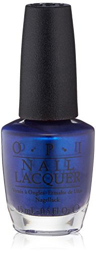 OPI Nail Lacquer, Blue My Mind