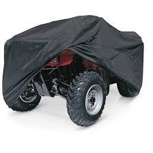 "Heavy Duty 300 Denier Waterproof Atv Cover Fits Up To 100"" Length Superior Atv Covers 4-wheeler 4x4 Black Color, Polaris, Suzuki, Yamaha, Kawasaki, Honda, Atv Cover Rancher, Foreman, Fourtrax, Recon"