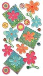 (Legrande 3d Pansy Patches)