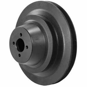 Case IH Tractor Water Pump Pulley Double Groove Part No: A-84624C1 by AI Products