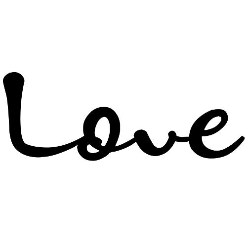 - Fairwinds Designs Love Vinyl Wall Decal | Home Sticker Lettering Quote for Home Decor | Art Room Decoration Word | Perfect for Nursery or Family Photo Wall