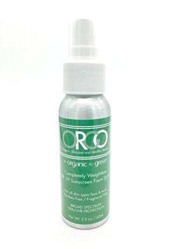 All Natural Spray Sunscreen - 8
