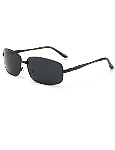LIKEOY New Style Driving Rimmed Polarized Sunglasses for Mens - For Shopping Online Cooling Glass Men