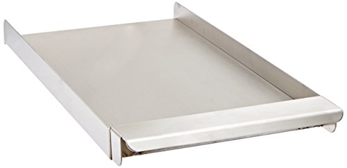 Capital Cooking Equipment PSQ-GPS Precision Series Drop on Stainless Steel Griddle Plate, 12-Inch by Capital Cooking Equipment