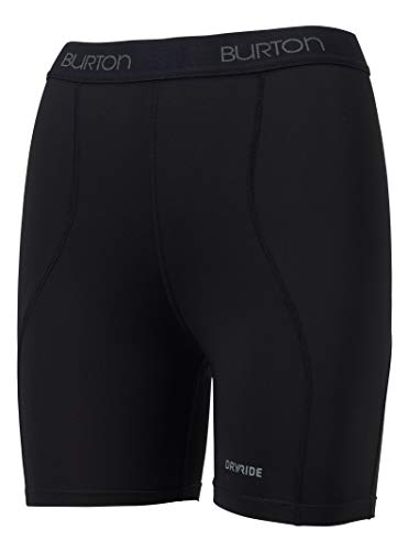 (Burton Women's Luna Short, True Black,)
