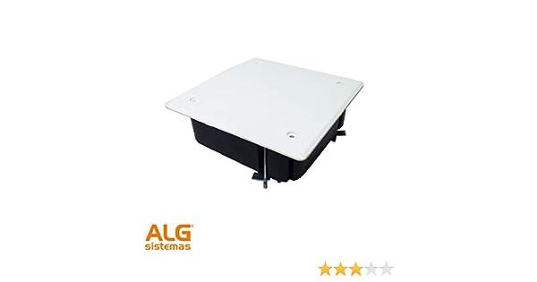 Solera serie metalbox - Caja empalme 100x100x45 tapa con tornillo ...