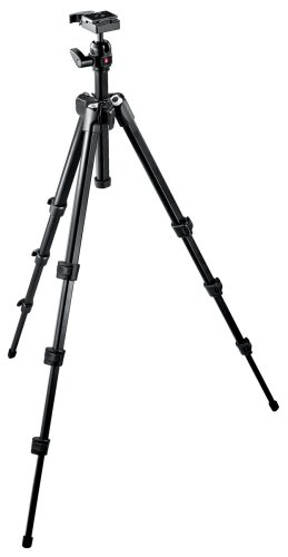 Manfrotto 7302YB M-Y Tripod with Ball Replaces 725B