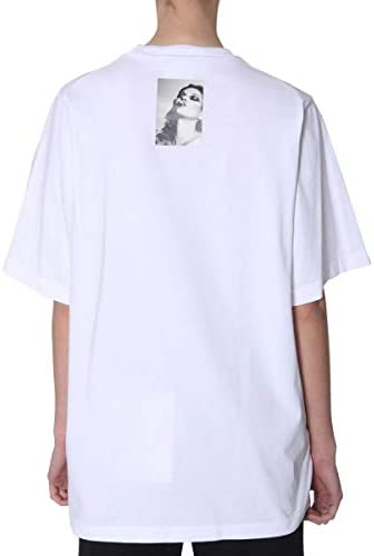 DSQUARED2 Luxury Fashion Donna S73GC0229S20694100 Bianco Cotone T-Shirt | Stagione Outlet