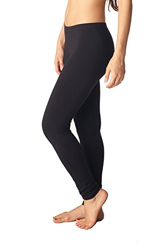 Beyond Clean Karma : Champion Om Life – Yoga Ankle Legging By In Touch (large, black) Review