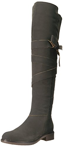 Kelsi Dagger Brooklyn Women's Colby Over The Knee Boot, Black, 8 M US by Kelsi Dagger Brooklyn