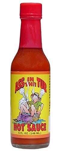 - Ass in the Tub Hot Sauce, 5 fl oz