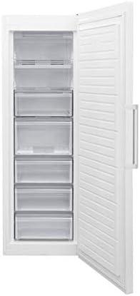 Corbero Congelador Vertical NoFrost CCV 1858 NF W: 417.45: Amazon ...