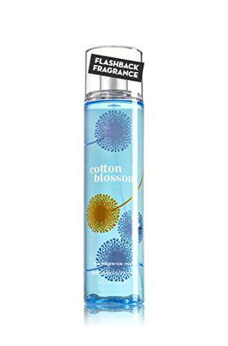Bath & Body Works Fine Fragrance Mist Cotton Blossom (single)