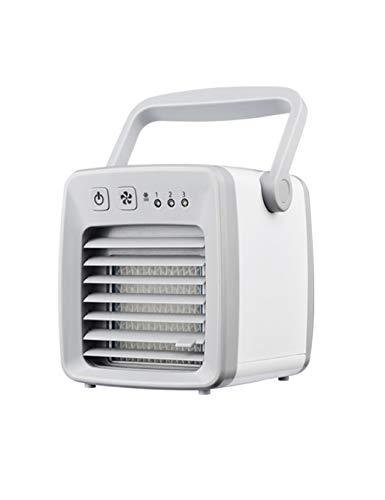 Teng Fei Home Lighting Refrigeration Fan Pequeño Aire Acondicionado refrigeración portátil pequeño Ventilador USB Oficina...