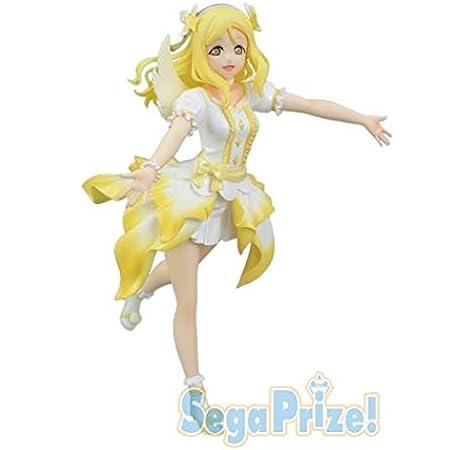 Amazon Com Sega Love Live Sunshine The School Idol Movie Over The Rainbow Spm Super Premium Figure Mari Ohara 8 6 Toys Games