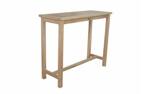 Teak Garden End Table (Anderson Teak Windsor Serving Table)