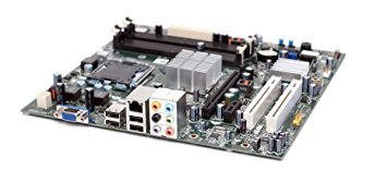 Genuine DELL T287N Motherboard Mainboard Systemboard, For The Inspiron 545, 545s (Slim) Systems, Compatible Part Numbers: N826N, DG33M06, T287N, W246R, CN-0T287N, DG33M05 Motherboard