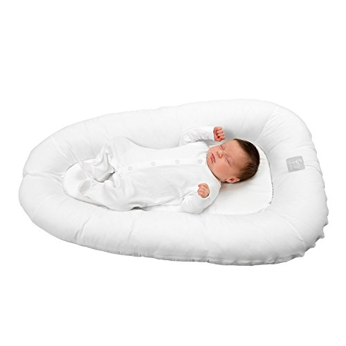 Baby Pod (Clevamama Baby Pod - Breathable Foam Sleeping Nest for Newborn and Babies (0-6 months))
