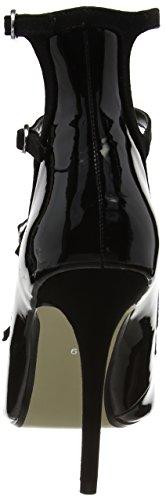 Dorothy Perkins 19951062, Zapatos de Tacón Mujer Negro (Black)