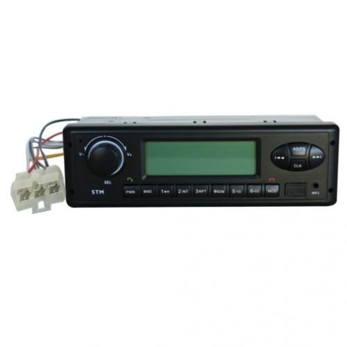 Radio USB MP3 Weatherband Bluetooth Case IH 2388 2388 7130 7130 2344 2344 7110 7110 7250 7250 2188 2188 7240 7240 2144 2144 2166 2166 7140 7140 7230 7230 7120 7120 2366 2366 New Holland Spra-Coupe