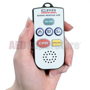 Amazon.com: Cpr rápida Mini CPR Audio Rescate Llavero ...