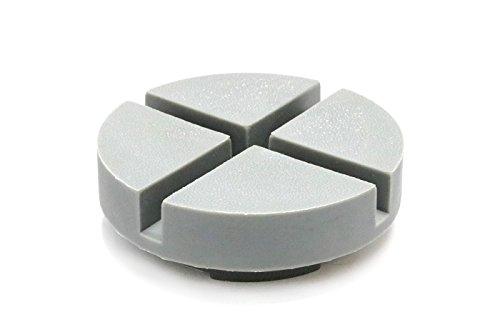 Single Extra Large Universal Polyurethane Floor Jack Pad Adapter