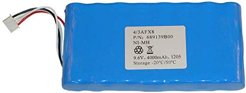 AEMC 2140.19 Battery Replacement 96V NiMH Rechargeable for Models 3945/3945-B, 8335 Power Quality Analyzer