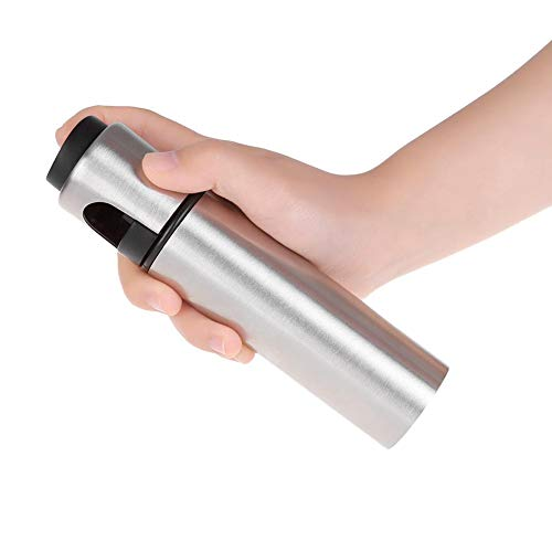 oil sprayer Spray Olive Oil Sprayer Bottle Barbecue Sprayer Fuel Injection Bottle Stainless Steel Oil Can Oil and Vinegar Dispenser Sprayers Perfect for Cooking Barbecue Kitchen Baking Roasting