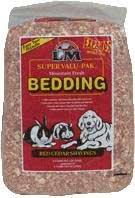 L/M Animal Farms SLM60120 Bulk Pack Mountain Fresh Pressed Red Cedar Small Animal Bedding, 5 Cubic Feet