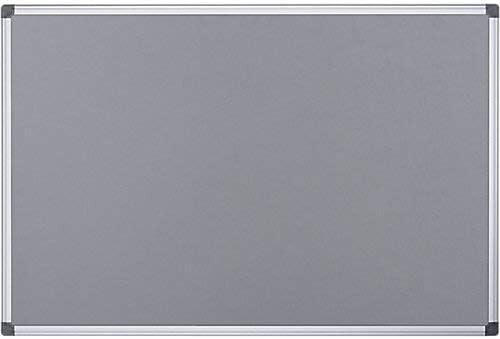Tablero de fieltro Office Depot metal 1.200 x 900 mm gris
