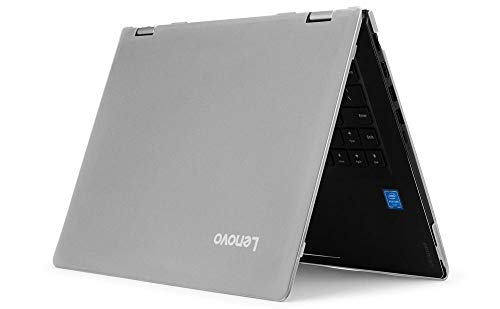 mCover Hard Shell Case for 15.6 Lenovo Yoga 730 (15) Series 2-in-1 Laptop (Yoga_730_15 Clear)