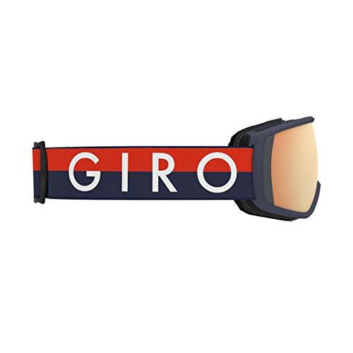 Giro Balance Snow Goggles Midnight/Red Throwback - Vivid Copper