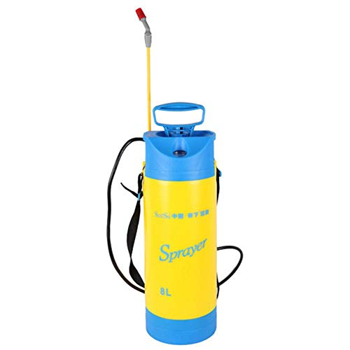 Backpack Sprayer for Herbicides, Weed Killers, and Insecticides in Lawns and Gardens, Spray Watering Can Tool, 5L/8L ()