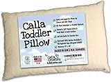 "Calla Toddler Pillow Soft Organic Cotton of size 13"" x 18"" x 3.5"""