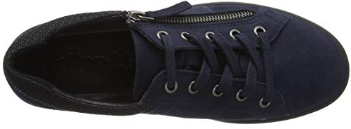 Mujer Navy Zapatillas para 030 Chase Azul Hotter qt8X4x
