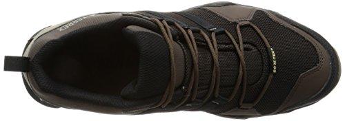 Adidas Terrex Ax2r Gtx, Zapatos de Senderismo para Hombre, Marrón (Marnoc/Negbas/Marron), 46 EU
