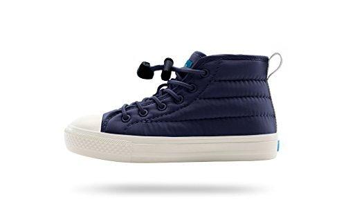 People Footwear Phillips Puffy Junior Sneakers Skyline Grey/ Mariner Blue Boys 2